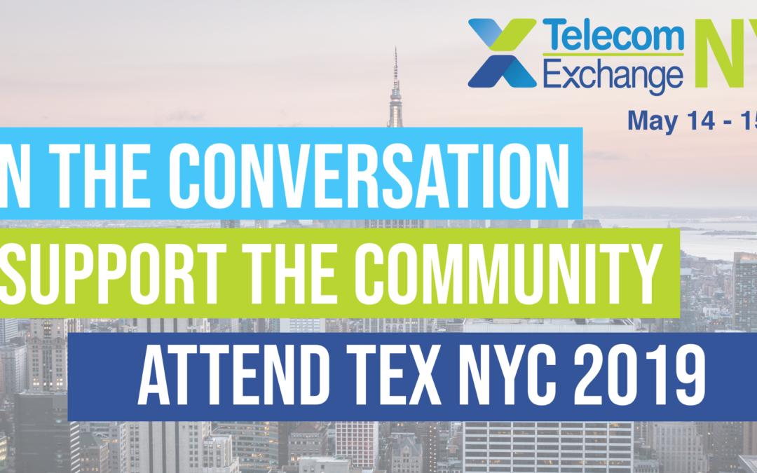 Telecom Exchange New York 2019 – May 14-15 – Hoboken, NJ