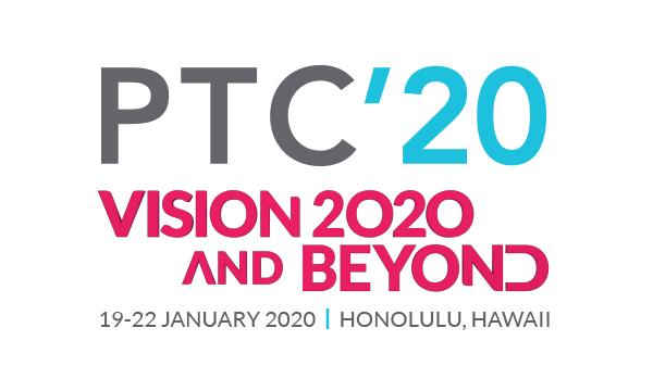 PTC'20: January 19-22 – Honolulu, HI