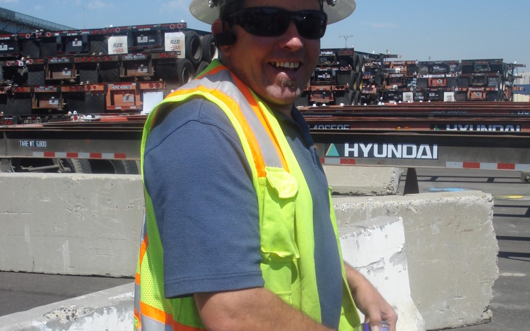 Calvin Yetter VP of NW Operations Hylan West