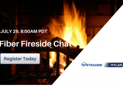 Hylan's Chairman of the Board to Participate in Fiber Fireside Chat with Sitetracker