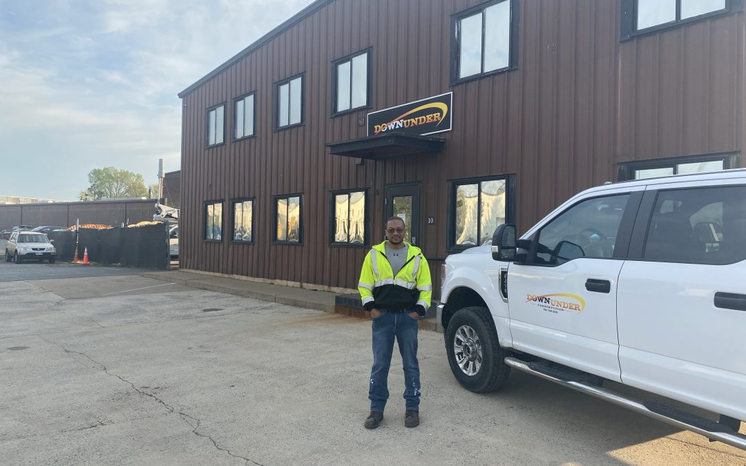 Get to Know Our Hylan Family:  Down Under Construction's Laurence Williams